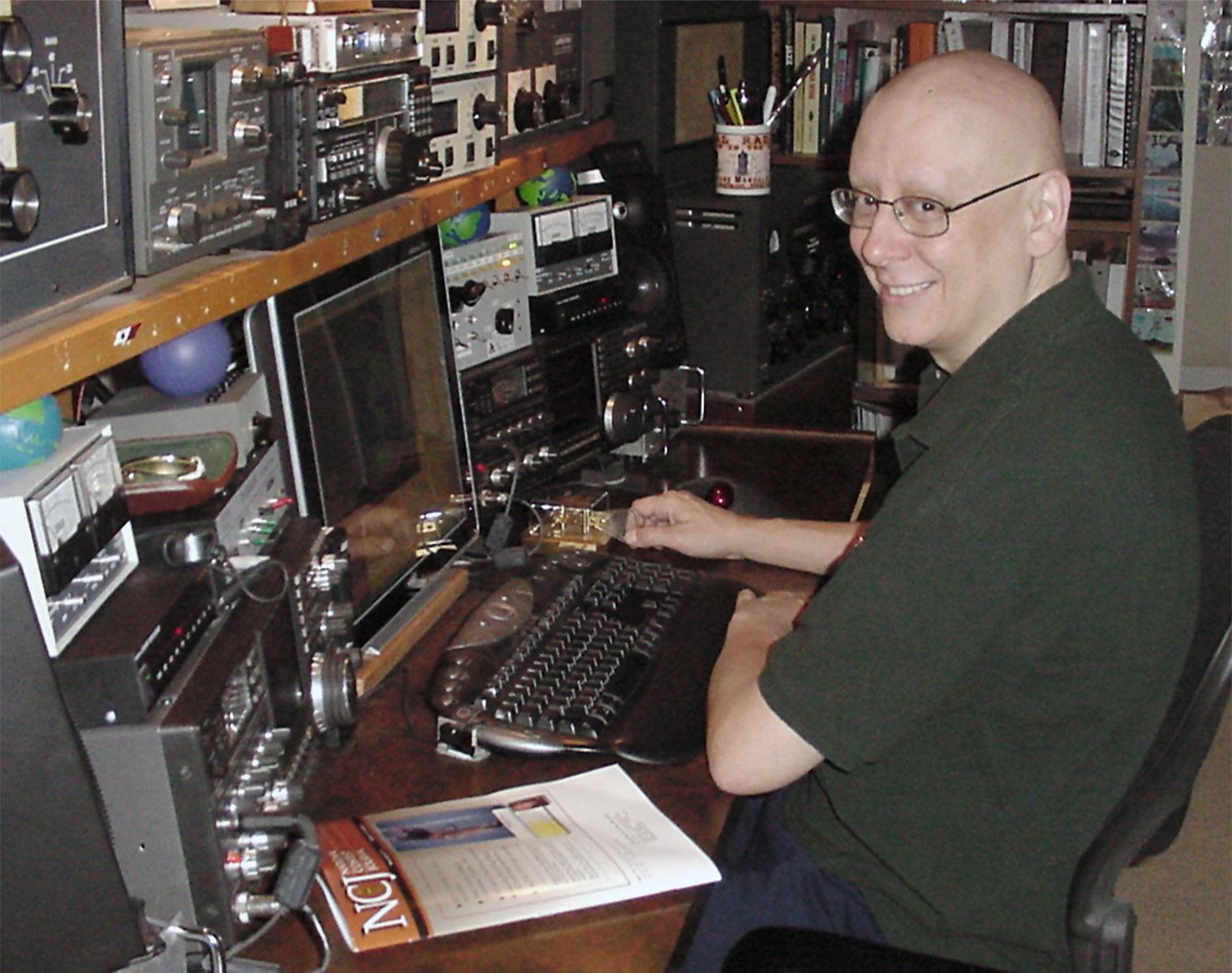 Amateur Radio Station Wb4omm: K4RO Amateur Radio Station