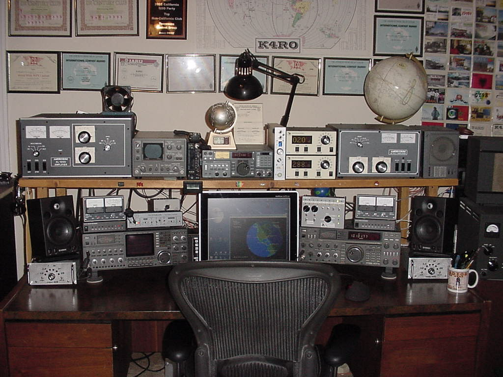 Amateur Radio Station Wb4omm: If You Have Any Questions Or Comments, You May Email Me At
